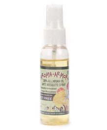 BON Anti Mosquito Spray Oil Base - 40 ml