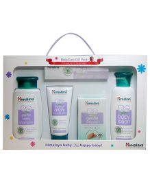 Himalaya Herbal Baby Care Gift Pack - 5 Pieces