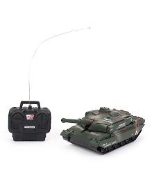 Remote Controlled Tank - Dark Green