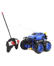 Super Acrobatics Remote Controlled Car - Blue