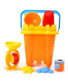 Beach Play Set - Yellow Orange