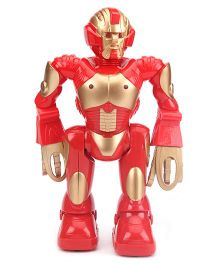 Electronic Baby Robot Red - Length 28 cm