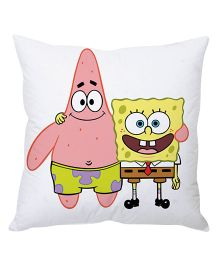 Stybuzz SpongeBob Cushion Cover Multicolor - FCCS00002