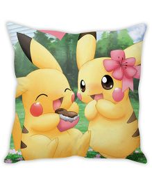 Stybuzz Pikachu Cushion Cover Yellow - FCCS00042