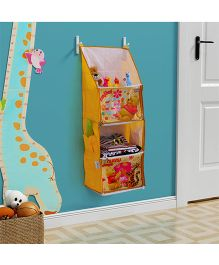 Winnie the Pooh Multipurpose Foldable Hanging Rack - Yellow