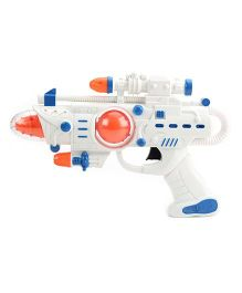Fighter Light Shooter Gun - White