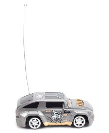 Super Speed Car Grey - Length 14.5 cm