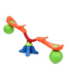 Kids Seesaw Playset - Orange