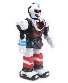 Electronic Fighting Robot White - Length 33 cm