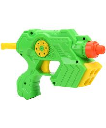 Soft Bullet Dart Gun Toy - Green