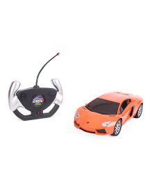 Remote Controlled Car - Orange