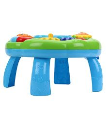 2-in-1 Play N Learn Learning Table (Color May Vary)