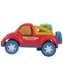 Kids Zone Mini Car Friction Toy (Color May Vary)