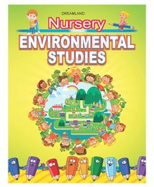 Nursery Environmental Book - English