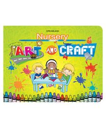 Nursery Art & Craft - English