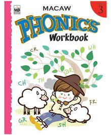 Macaw Phonics Workbook Level 3 - English