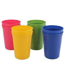 Multi Color Tumblers - 217 ml