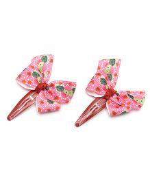Ribbon Candy Tortoise Print Tic-Tac - Pink & Green