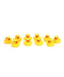 Swim Ducklings Bath Toy Set of Ten