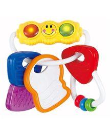 Toyhouse Activity Keys Rattle - Multicolour