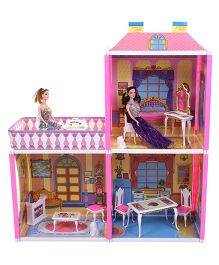 Toyzone My Pretty Doll House - Over 110 Pieces & Accessories