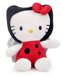 Hello Kitty Soft Toy - Lady Beetle