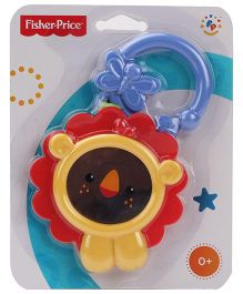 Fisher Price Mirror Rattle Toy