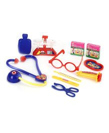 Kids Zone Doctor Set Junior - 11 Pieces