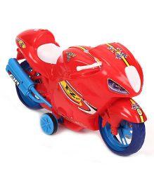 Kids Zone Friction Toy FZ Bike - Red