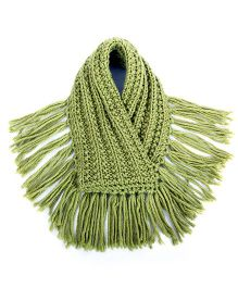 Neck Warmer- Olive Green
