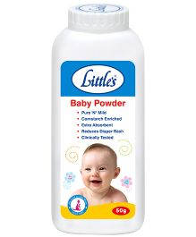 Little's Baby Powder Pure N Mild - 50 gm