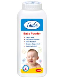 Little's Baby Powder Pure N Mild - 100 gm