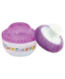 Little's Powder Puff - Purple