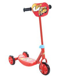 Smoby 3 Wheeler Scooter - Red