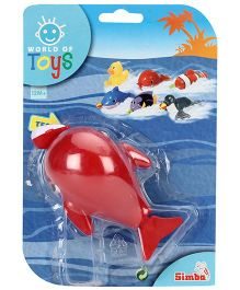 Simba World of Toys Wind Up Swimming Animals Fish - Res