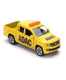 Siku Funskool Road Pick Up Truck ADAC - Yellow