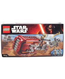 Lego Star Wars Rey Speeder