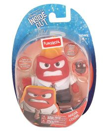 Tomy Funskool Disney Pixar Inside Out Anger Figure - 9 cm