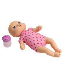 Funskool Baby Alive Love And Snuggle Baby Doll - 26 cm