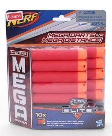 Nerf Mega Dart - Pack Of 10