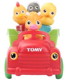 FUNSKOOL Tomy Sort N Pop Farmyard Friends