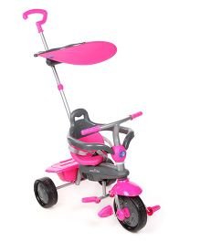 Smartrike Carnival Tricycle - Pink
