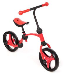 Smartrike Running Cycle - Red & Black