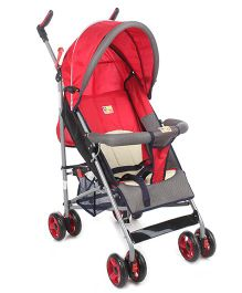 Mee Mee Stroller Red - MM-8369 A