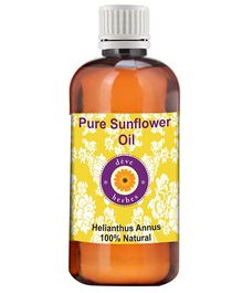 Deve Herbes Pure Sunflower Oil - 100 ml