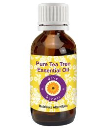 Deve Herbes Pure Tea Tree Essential Oil - 15 ml