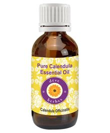 Deve Herbes Pure Calendula Essential  Oil - 15 ml