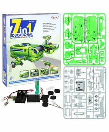 Annie Rechargeable 7 in 1 Solar Energy Kit