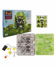 Annie DIY Solar Robot - 4 in 1