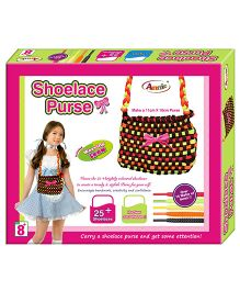 Annie Shoe Lace Purse